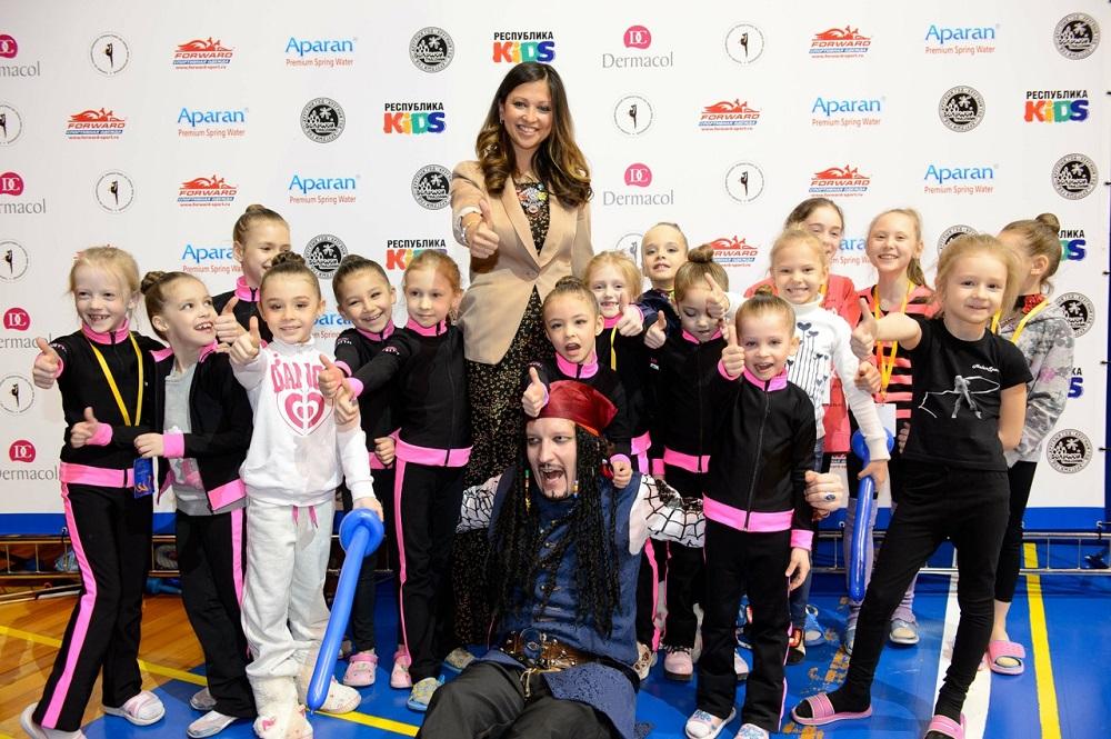 III Турнир по художественной гимнастике на призы Яны Батыршиной