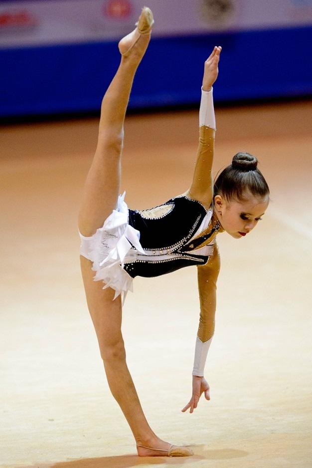 III Турнир по художественной гимнастике на призы Яны Батыршиной 3